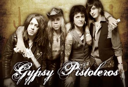Gypsy Pistoleros New Album Out October 12th