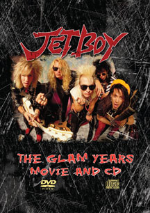Jetboy - The Glam Years Movie