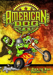 American Dog 'All Over The Road - Volume Two' Available For Pre-Order