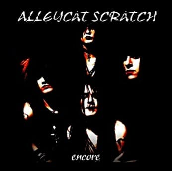 Alleycat Scratch's Final Three Studio Recordings Available Today