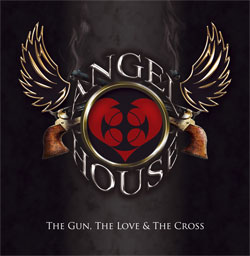 Angel House Releasing 'The Gun, The Love & The Cross' On November 20th