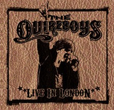 The Quireboys To Release 'Live In London' CD/DVD In November