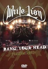 White Lion Bang Your Head DVD Out In December