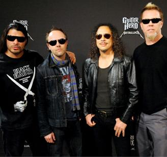 Metallica Aids Search for Missing College Student