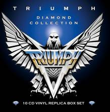 Triumph Reissuing Classic Albums In December
