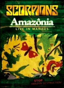 Scorpions To Release Amazonia - Live In The Jungle DVD