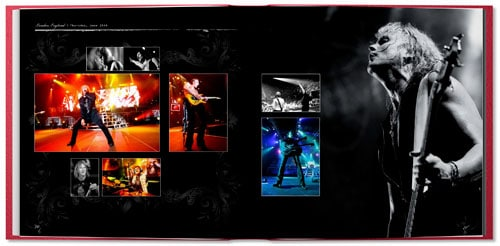 Def Leppard Photo Book And 2009 Calendar Coming Soon