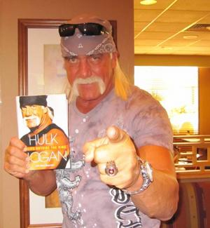 Hulk Hogan Would Have Quit Wrestling To Join Metallica