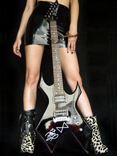 Lita Ford Presents A Wicked Wonderland Fantasy Fiction Contest