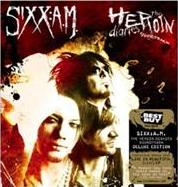 Sixx:A.M. To Release Deluxe Edition Of The Heroin Diaries