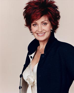 Sharon Osbourne Has A Novel, But Is It About Dannii?