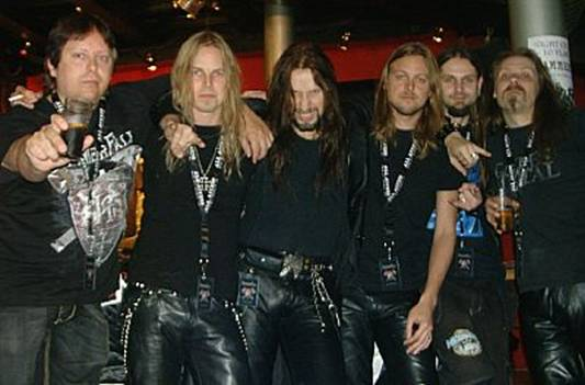 Bloodbound Signs Worldwide Deal With Blistering Records