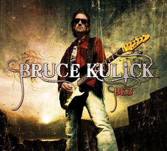 Ex-Kiss Axeman Bruce Kulick To Release 'BK3' In Europe In January