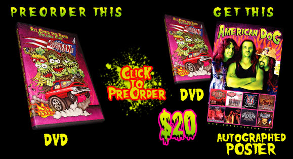 American Dog DVD Preorder