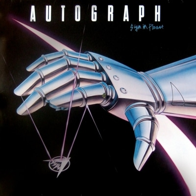 Autograph Sign In Please Reissue