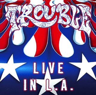 Trouble Live In L.A. 2008 CD Now Available