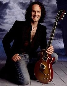 Def Leppard Auctioning A Dinner With Vivian Campbell