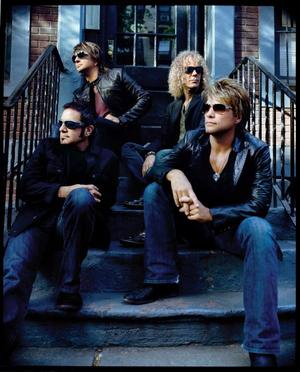 Bon Jovi Offer Fans A Chance To Win A Trip To See The Band Live