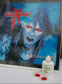 Tigertailz Donate Piece Of 'Tailz History To Y&T Benefit Auction
