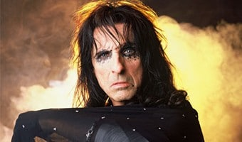 Alice Cooper Officially Enters The Rock And Roll Hall Of Fame