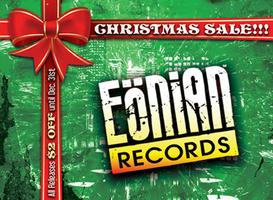 Eonain Records Launches Christmas Sale