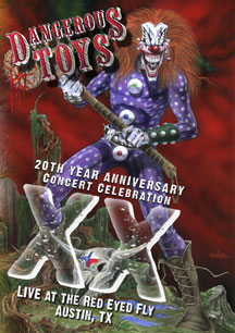 Dangerous Toys XX DVD Gets Official Release In January