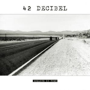 42 Decibel CD cover