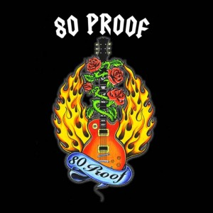 80 Proof CD cover