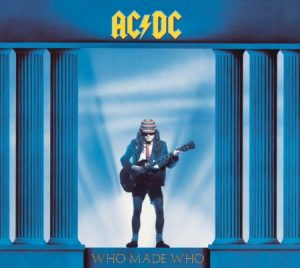 AC:DC CD cover