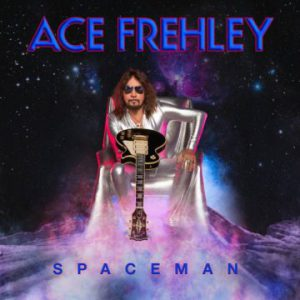 Ace Frehley – 'Spaceman' (October 19, 2018)