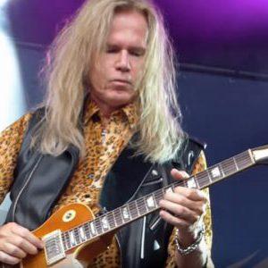 Vandenberg and ex-Whitesnake guitarist Adrian Vandenberg Interview
