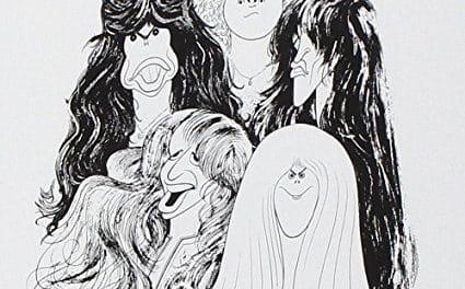 Aerosmith Draw The Line Sleaze Roxx