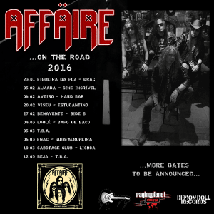 Affaire poster