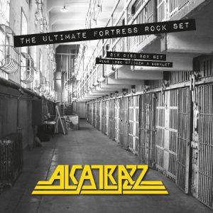 Alcatrazz CD cover