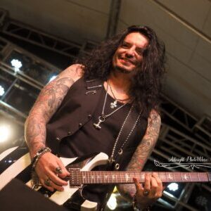 Mid-Summer Music Fest feat. Quiet Riot and Jackyl live in Menahga, Minnesota, USA Concert Review
