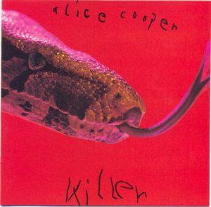 Alice Cooper Killer cover