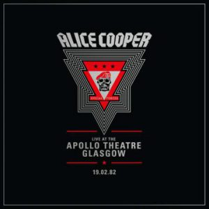 Alice Cooper – 'Live At The Apollo Theatre Glasgow' (October 24, 2020)