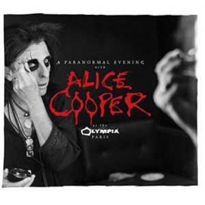 Alice Cooper – 'A Paranormal Evening with Alice Cooper at the Olympia Paris' (Aug. 31, 2018)