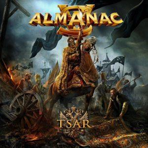 Almanac album cover