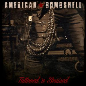 "American Bombshell release video for ""Money On The Liquor"" feat. Richard Fortus and David Roach"