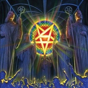 Anthrax CD cover