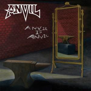 Anvil CD cover