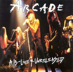 Arcade A:3 album cover