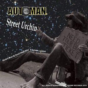 "Automan.ca feat. Killer Dwarfs' Darrell Millar on lead vocals release video for ""Street Urchin"""