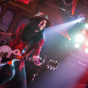 Interview with Babylon Shakes frontman Chris Clark