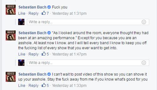 Bach v Don part 2