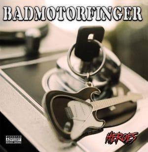 Badmotorfinger album cover