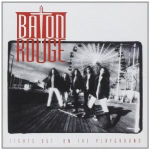 Baton Rouge Lights CD cover