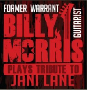 Billy Morris poster