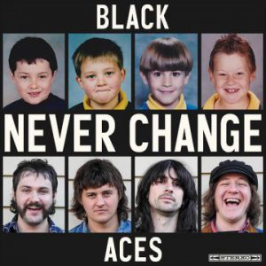 Black Aces – 'Never Change' EP (November 29, 2019)